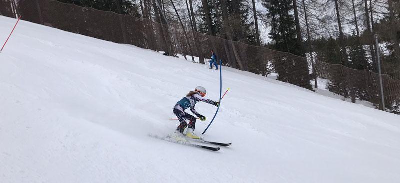 Nikola Röhrer, 6. Rang, U16 weiblich, Energie AG Nachwuchscup