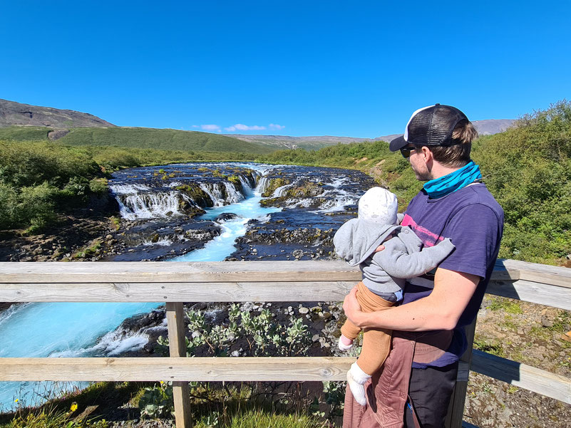 13 Days in Iceland - Bruarfoss