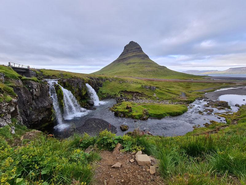 13 Days in Iceland - Kirkjufellsfoss