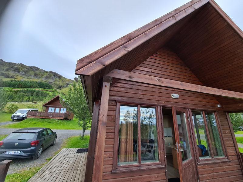 13 Days in Iceland - Hörgsland Cottage