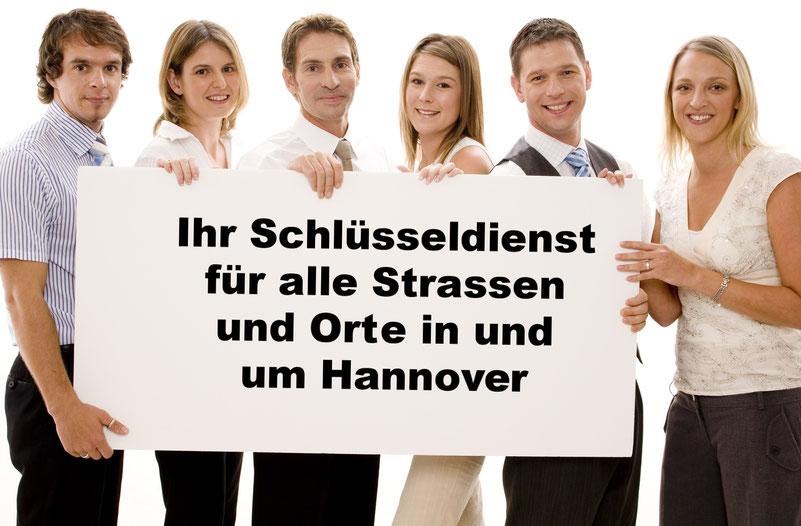 Schlüsseldienst Hannover und Region