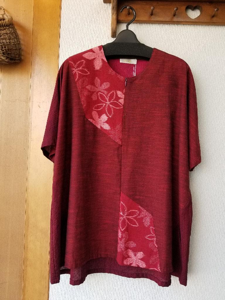 久留米絣の洋服 16500円