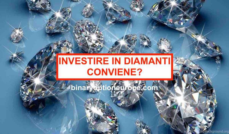 investire in diamanti conviene comprare diamanti da investimento