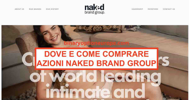azioni naked brand group short squeeze wallstreetbets reddit