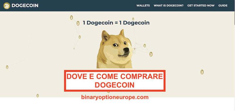 ▷ Come comprare Dogecoin in Italia Migliori piattaforme eToro