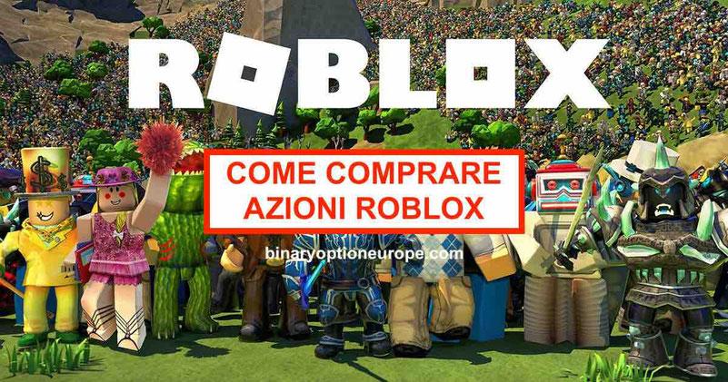 Dove e come comprare azioni Roblox IPO ($RBLX) Previsioni