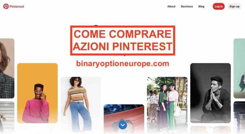 Comprare azioni Pinterest (PINS): quotazione e previsioni