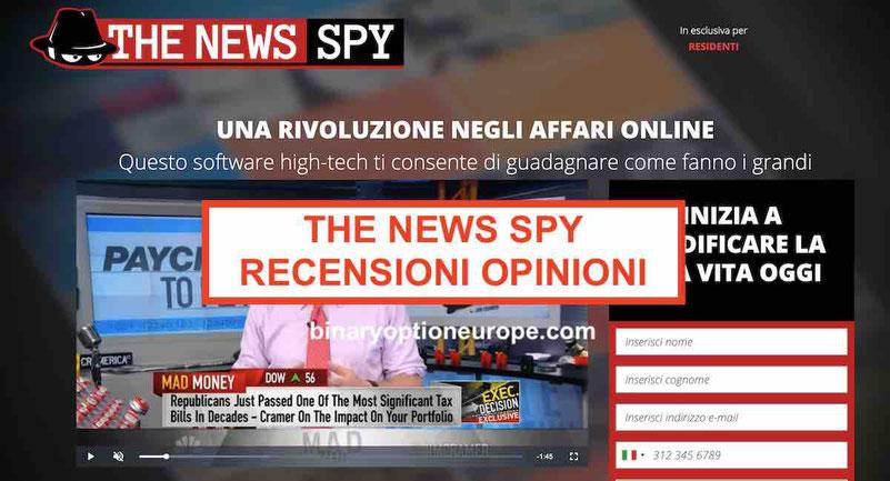 The News Spy truffa Falvio Briatore? Recensioni opinioni