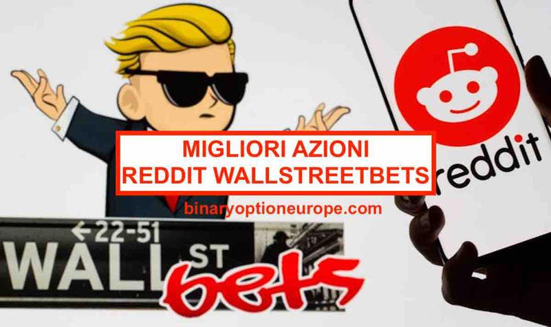 7 azioni popolari in Robinhood, eToroe Reddit Wallstreetbets