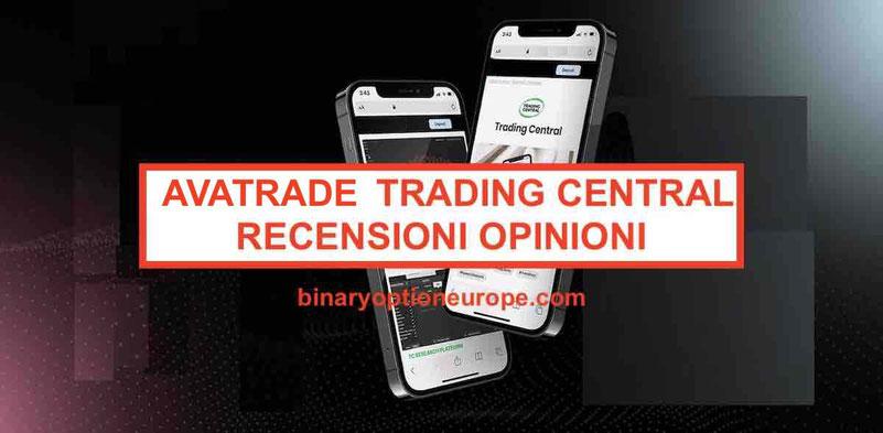segnali forex OBRinvest Trading Central opinioni recensioni: come funzionano