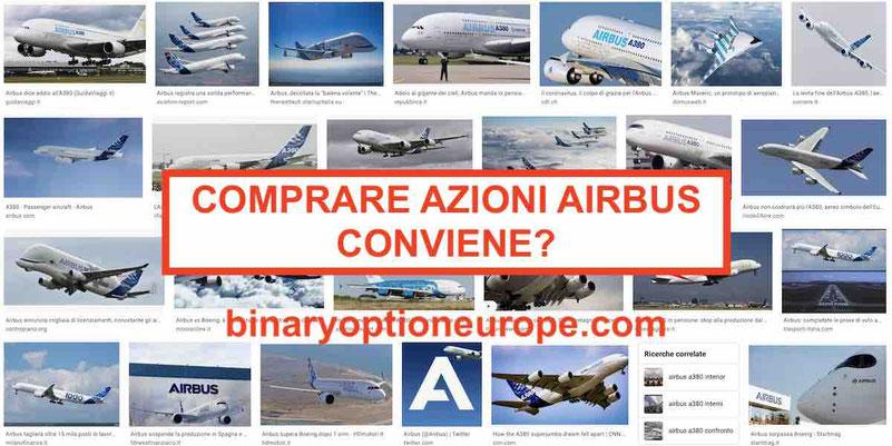 Comprare azioni Airbus conviene durante la pandemia COVID