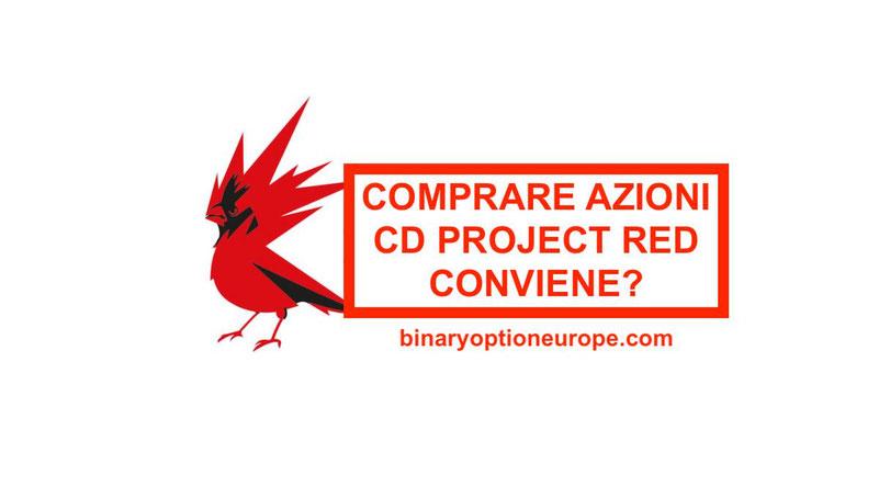 Dove e come comprare Azioni CD Projekt Red Conviene Previsioni