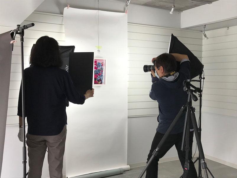 東京 練馬区 出張撮影 プロフィール撮影