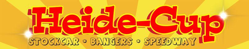 Unser Banner zum Einfügen auf Eure Homepage. Verlinkt den Banner ganz einfach mit der Web Adresse: www.heide-cup.com