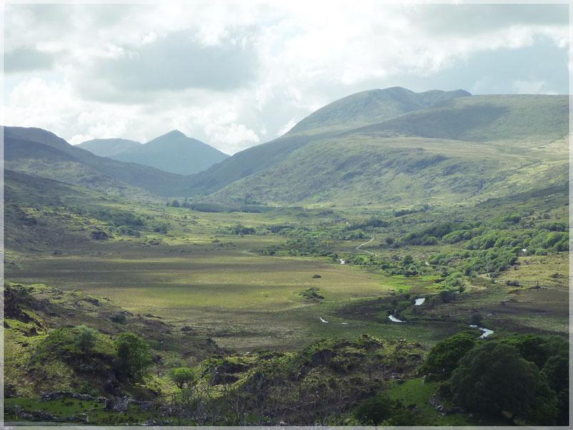Elenia oder doch nur ein Tal in der Nähe von Killarney?