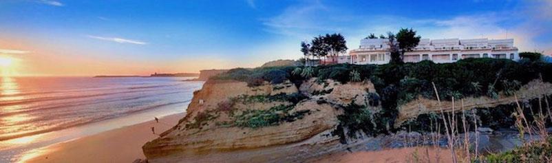 Beach apartments Conil
