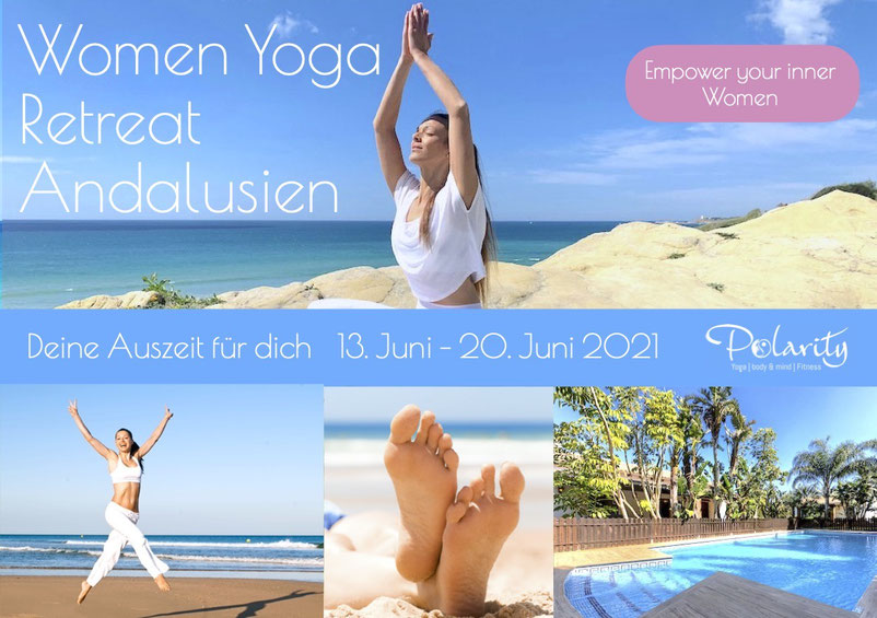 Yoga Urlaub für Frauen
