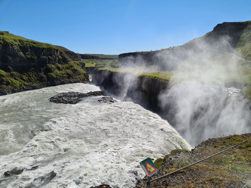 13 Days in Iceland - Gullfoss