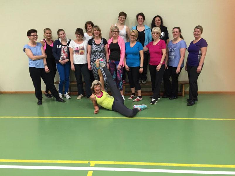 Damengymnastik fit&aktiv