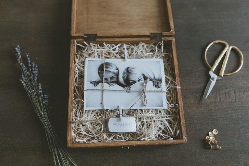 Hochzeitsfotograf Holzboxen