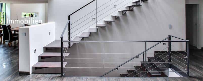 Immobilienfotografie Interieur Wohnimmobilien Gewerbeimmobilien
