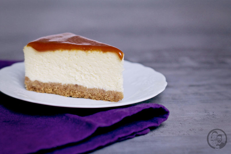 New York Cheesecake_Martha Stewart_Rezept_backen