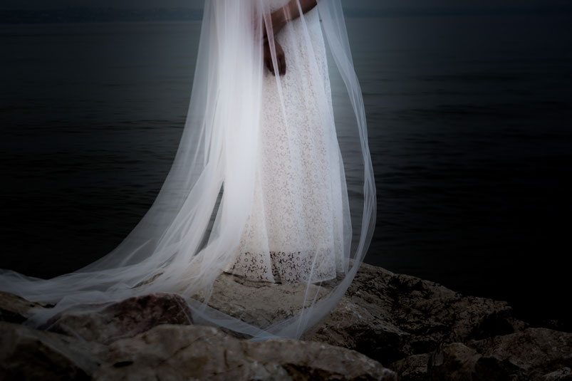 rova FineArt Wedding Photography - conceptual wedding photography - destination wedding - lake garda - Gardasee