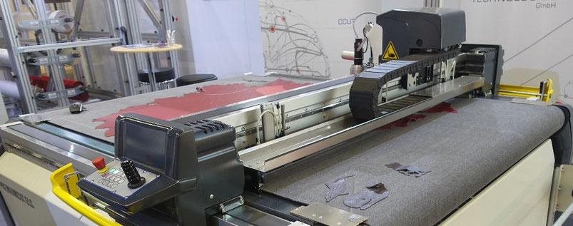 Automatischer Zuschnitt mit RG Technologies und bullmer