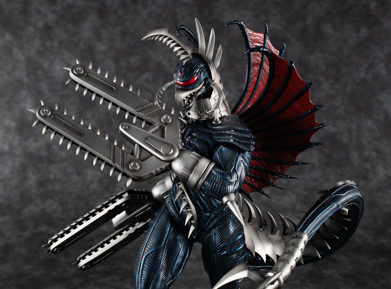 Customized Gigan Godzilla vs. Gigan Chou Gekizou Series Statue 27cm Art Spirits
