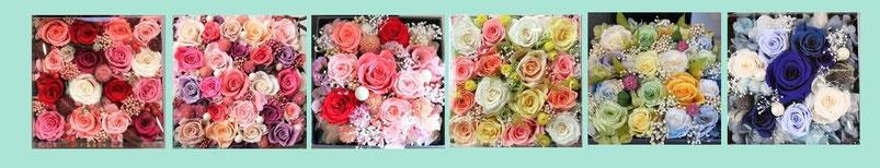 母の日に贈るプリザーブドフラワー花ギフト
