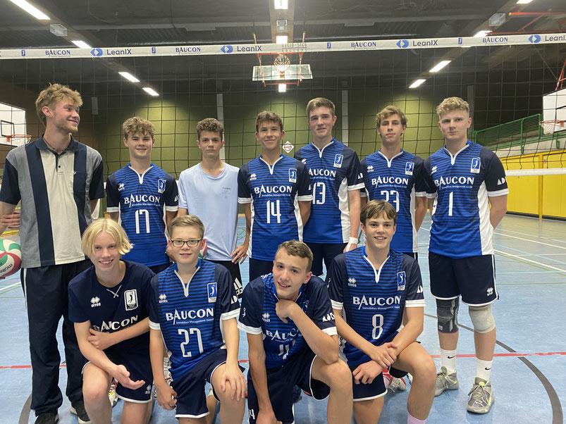 mU18 2017/2018 NRW-Liga (5. Platz);  WDM 2018 (5. Platz)