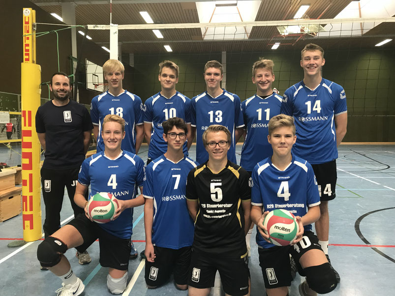 mU18 2018/2019 NRW-Liga, 6. Platz WDM 2019