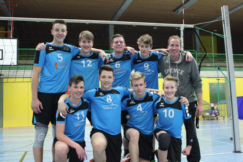 mU18 2016/2017 NRW-Liga (5. Platz WDM 2017)