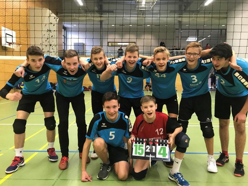 mU18 II 2019/2020 Oberliga