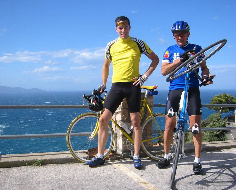 Rennrad Urlaub in der Toskana - Küste, Meer und Sonne