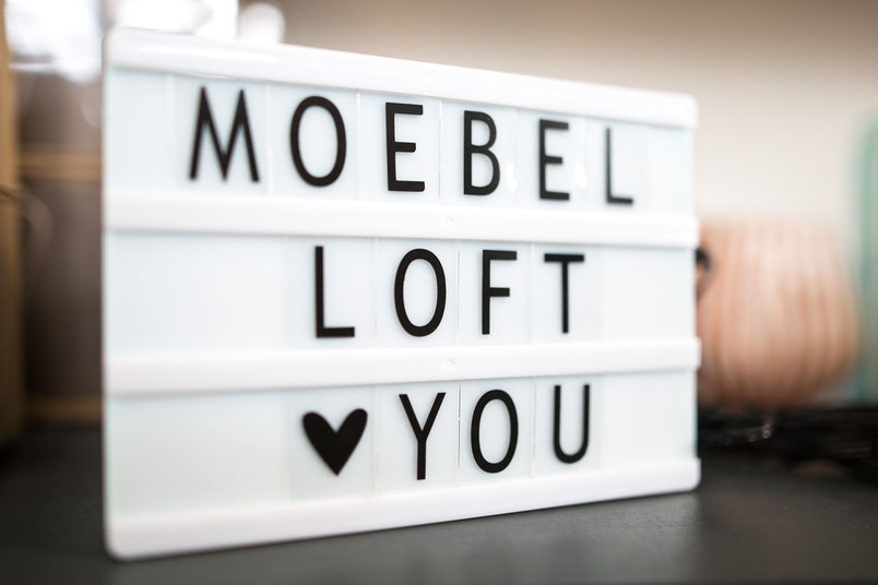 Moebelloft Sign