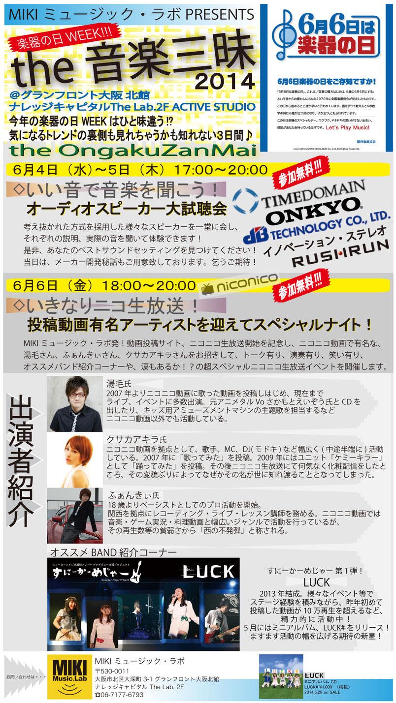 Miki Music Lab チャンネル