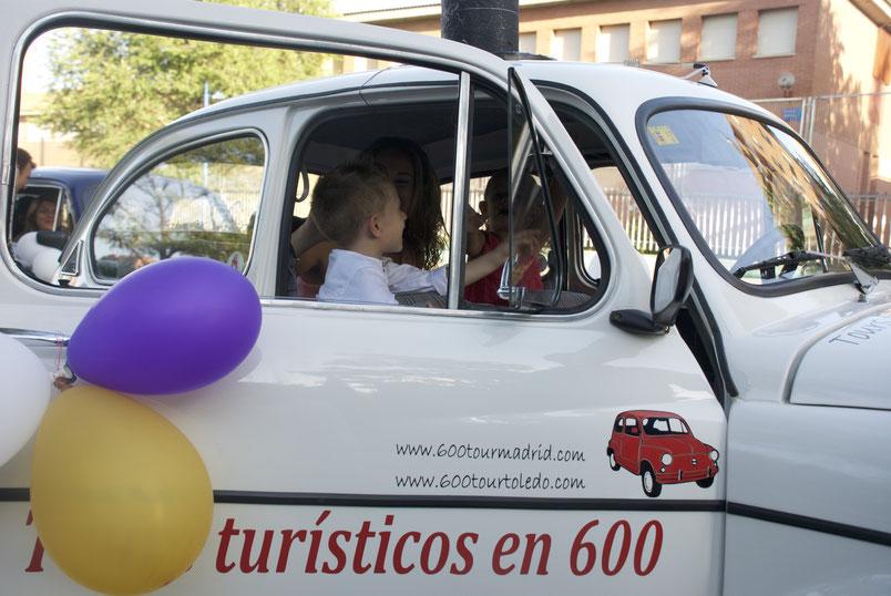 Tours turísticos por Madrid con niños