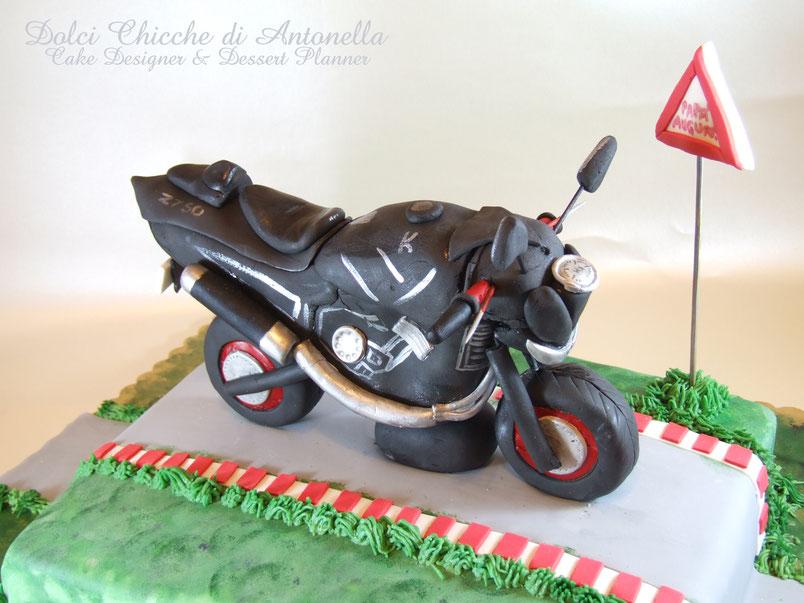 kawasaki-moto-dolci-torte-la spezia-liguria