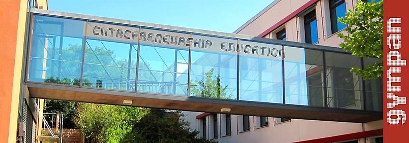 Entrepreneurship Education am Unternehmergymnasium Pfarrkirchen (© Gymnasium Pfarrkirchen)