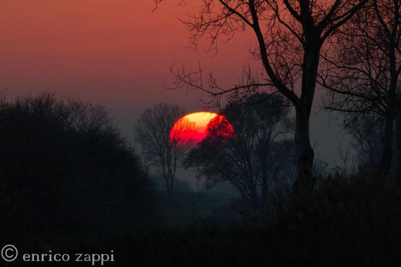 Magia di un paesaggio bucolico...........riempie l'animo del giusto di pace e tranquillità.........