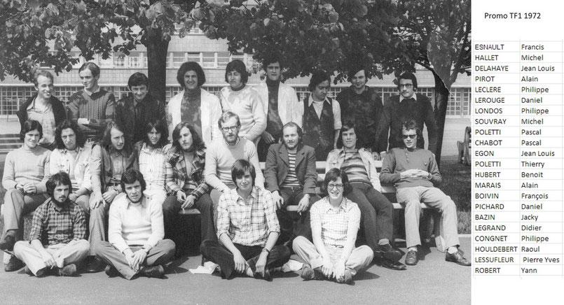 Promo TF1 1972