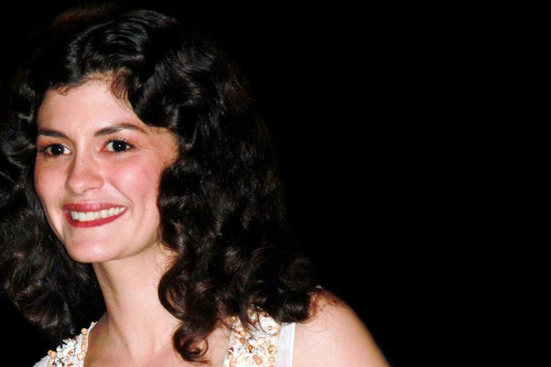 Audrey TAUTOU - Festival de Cannes 2012 © Anik COUBLE