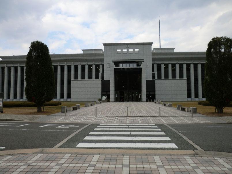 岡山県運転免許センター岡山御津で飛び込み一発免許試験