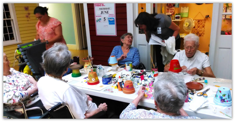 Elderfriends Art Group