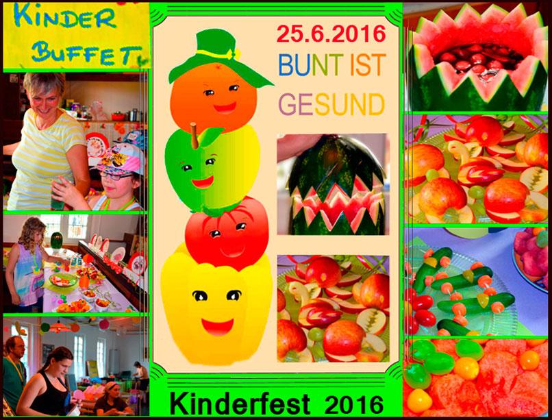 5) Kinderfest