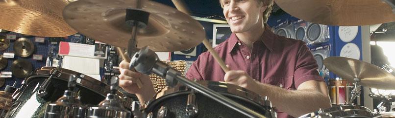 Music Camp - Schlagzeug
