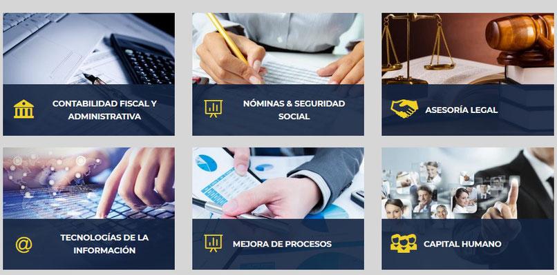 Quieres conocer el detalle de cada servicio solo da clic en la imagen y enlázate a la  productividad de tú empresa, buscando el servicio que más necesitas.