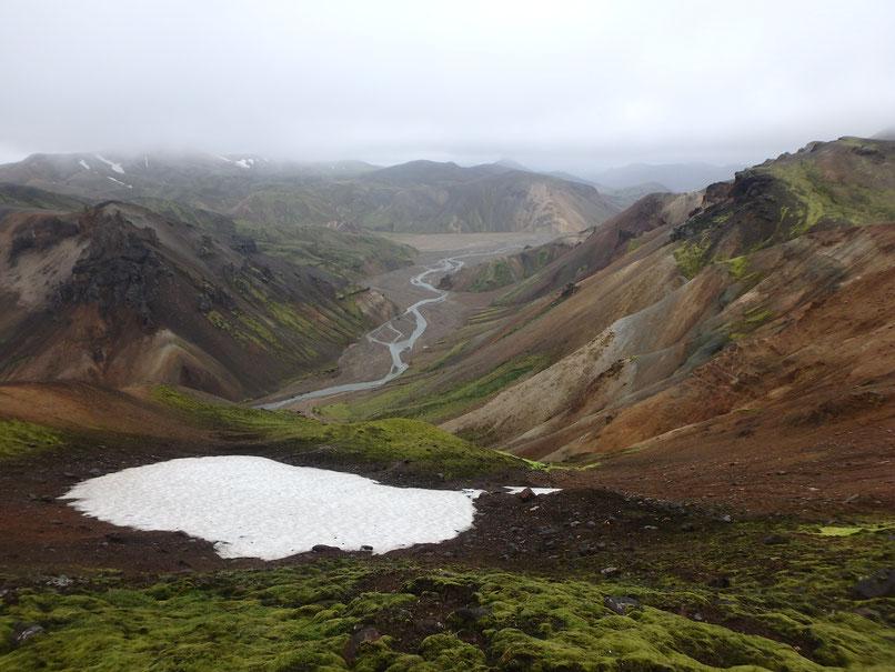 Sveinsgil, Fjallabak