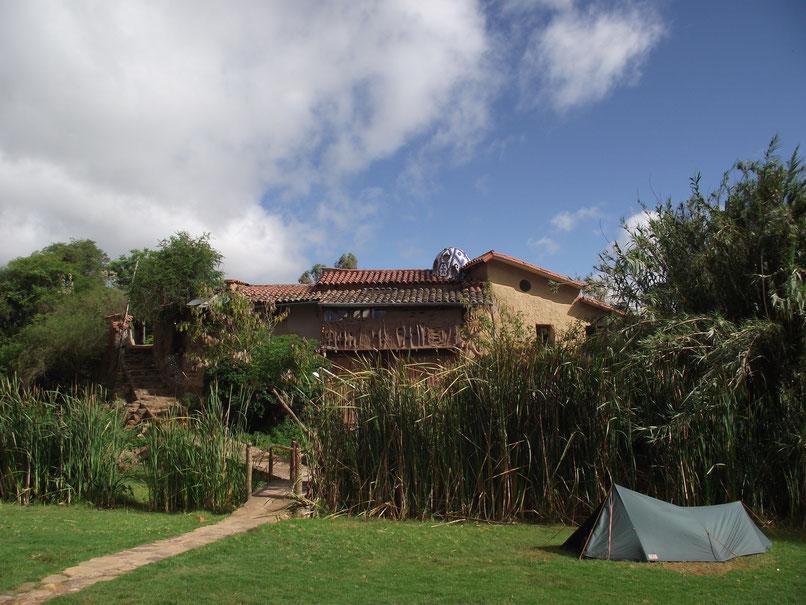El Jardin campsite and accomodation, Samaipata, Bolivia